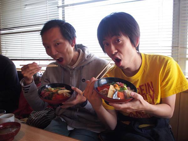 対ゲキ仙台_食べ比べ